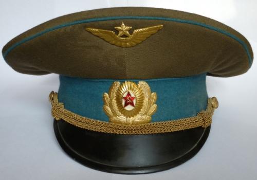 Фуражка офицера