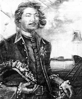 Контр-адмирал Денис Калмыков