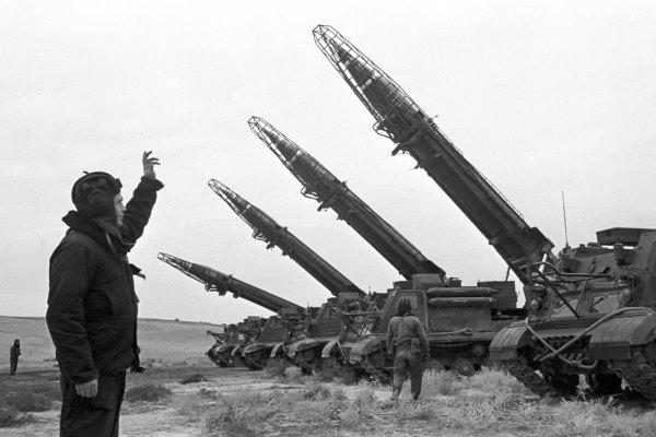 Ракетные войска в СССР