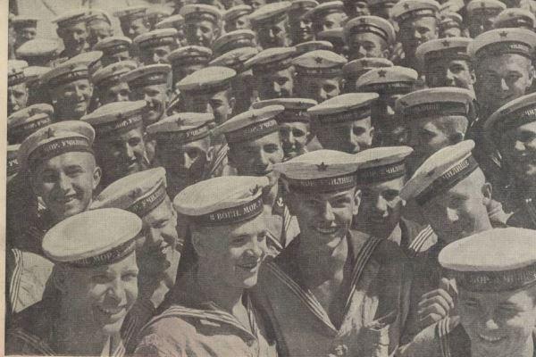 Моряки в СССР