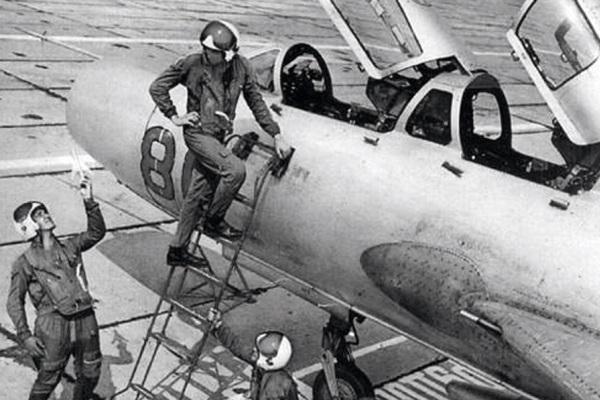 Пилоты в прошлом веке